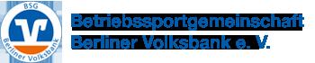 Betriebssportgemeinschaft Berliner Volksbank e. V.